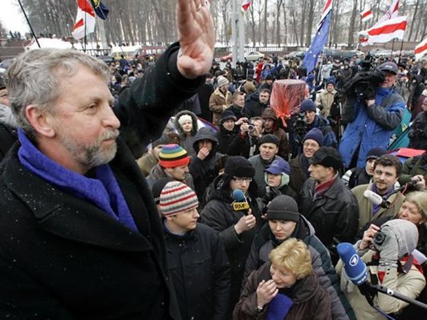 Belarus Election Protests