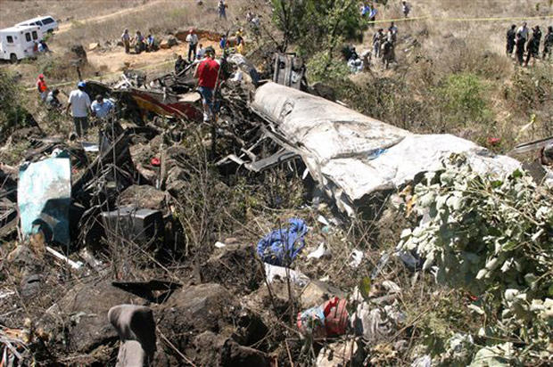 Mexico Bus Tragedy