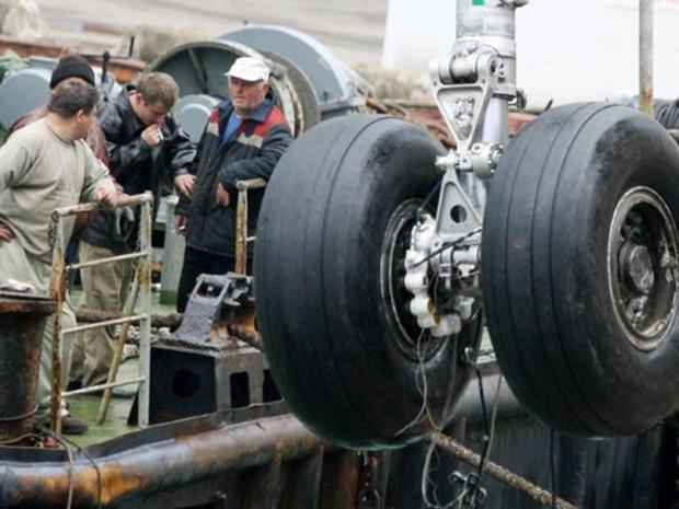 Armenian Plane Crash