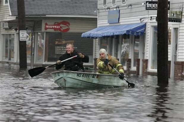 New England Floods