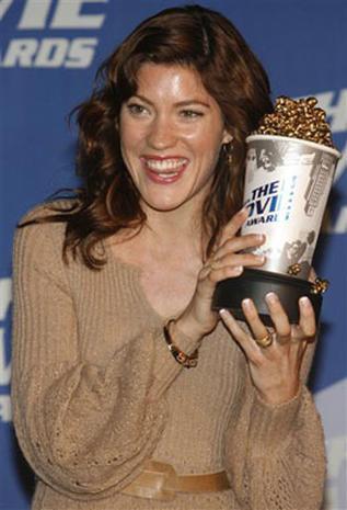 MTV Gives Out Golden Popcorn