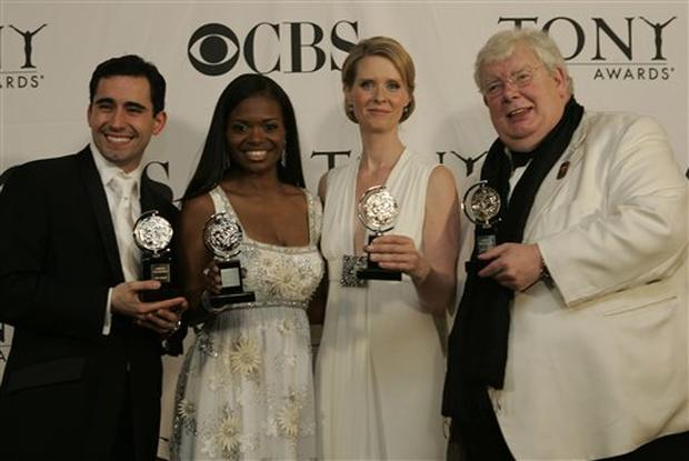 Tony Winners Circle