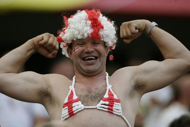 World Cup Wear