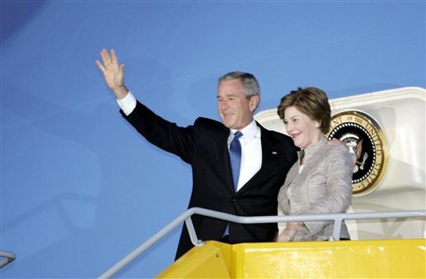 Bush's Viennese Visit