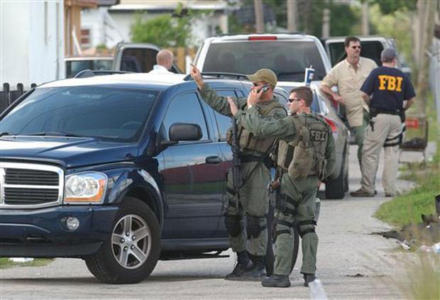 Miami Terror Arrests
