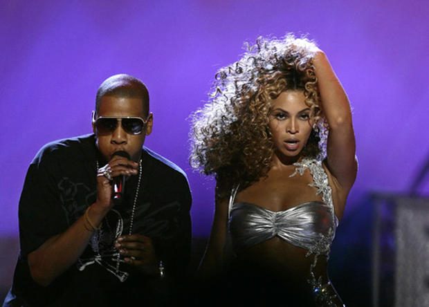 Crazy In Love: Beyoncé & Jay-Z
