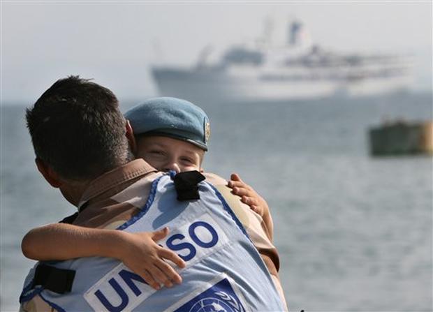 Lebanon Exodus