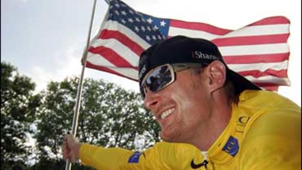 Floyd Landis Admits Doping, Accuses Armstrong