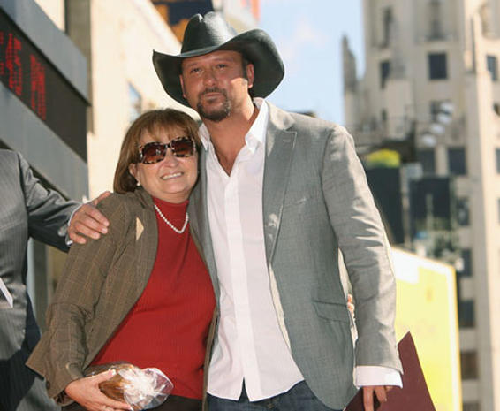 A Star For Tim McGraw