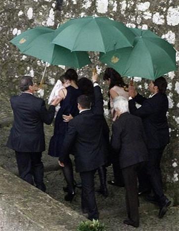 TomKat: Wedding Morning