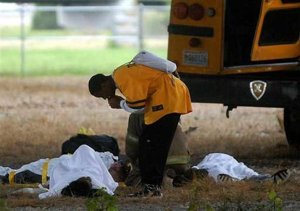 Deadly School Bus Crash