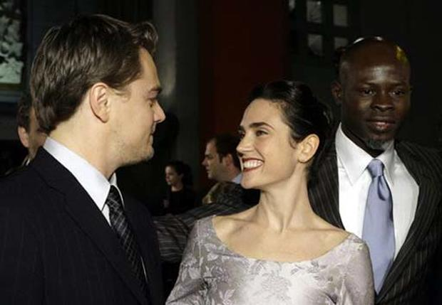 'Blood Diamond' Premieres