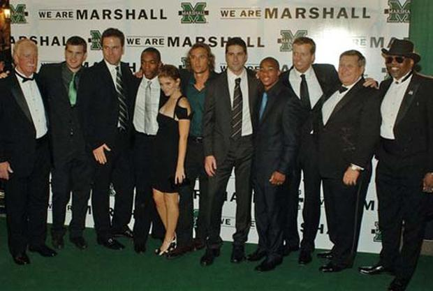 'We Are Marshall'