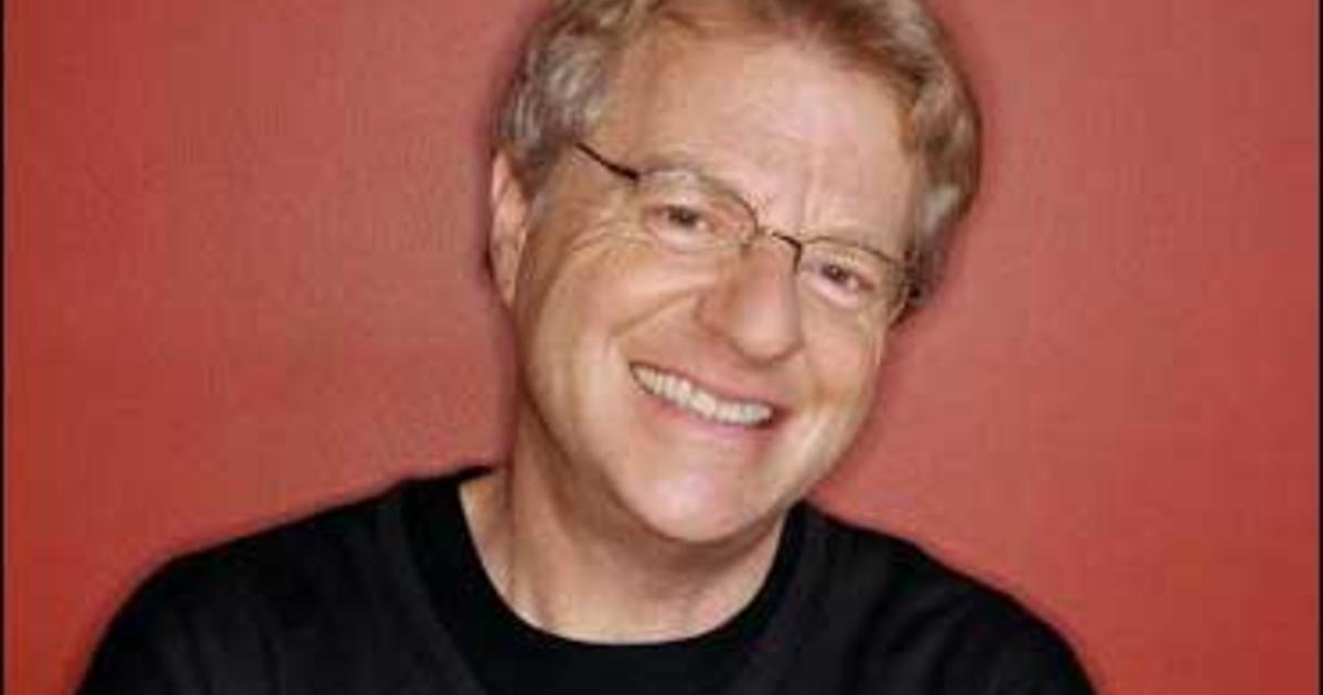 Jerry Springer Profile Photo