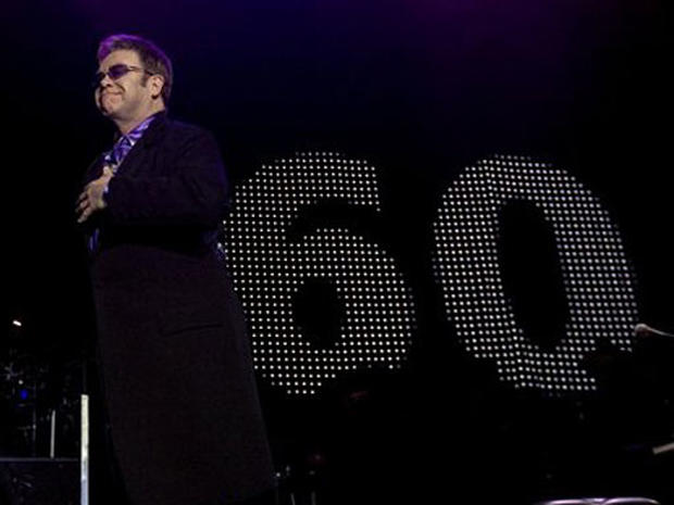 Sir Elton Turns 60