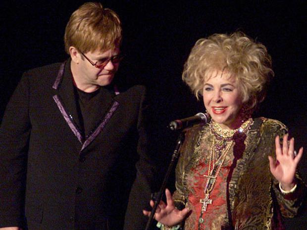 Sir Elton Turns 60