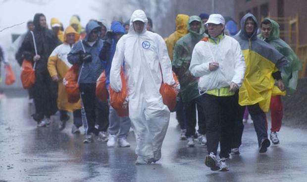 Rainy Day Run