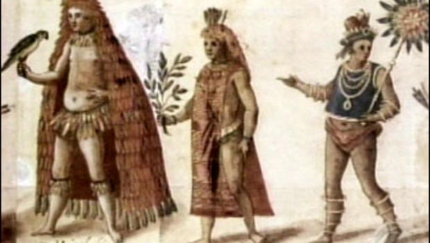 Early Native American Images Still Echo - CBS News