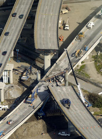 Oakland Freeway Collapse