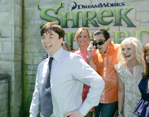 Third Shrek's A Charm