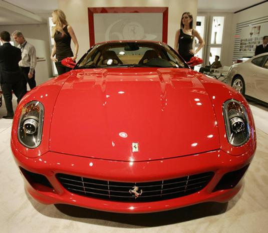 62 Risi Competizione Ferrari 430 Gt: The Fantastic Ferrari