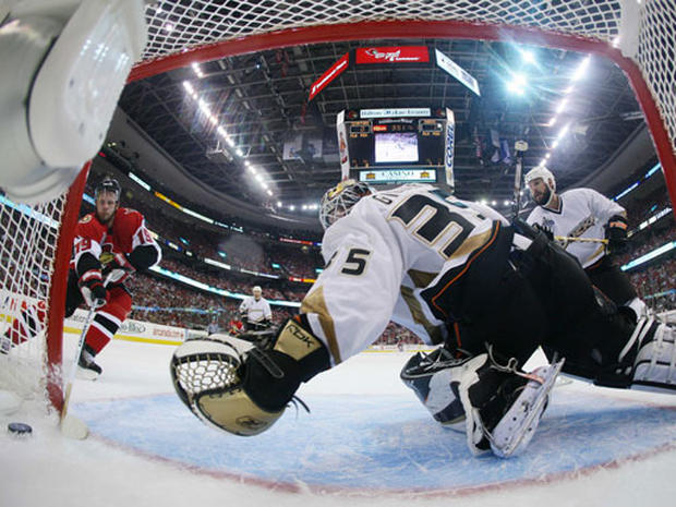 Stanley Cup Finals: Game 3