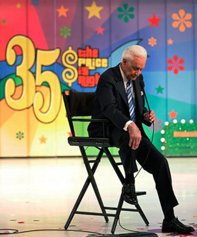 "Bob Barker: ""Come On Down!"""