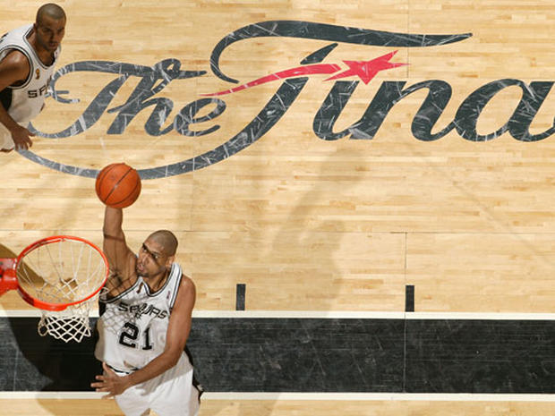 2007 NBA Finals : Game One