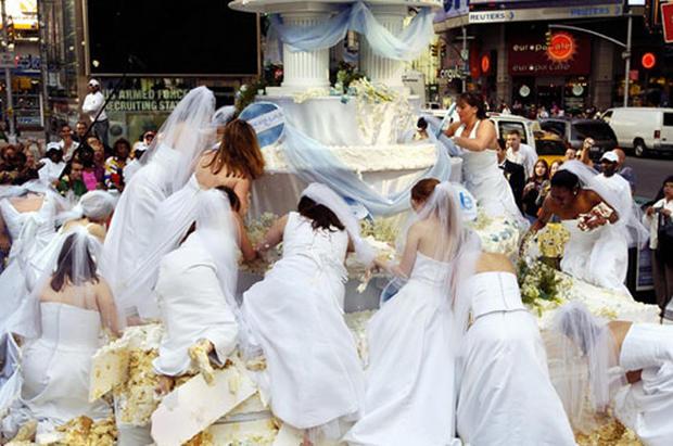 Bridezillas on Broadway