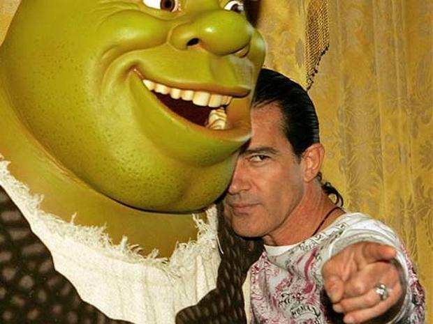 """Shrek"" in Europe"
