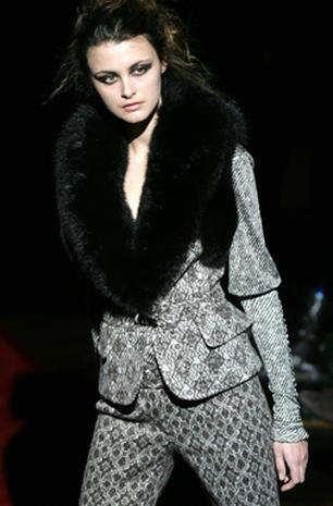 The Fashions Of Gianfranco Ferre