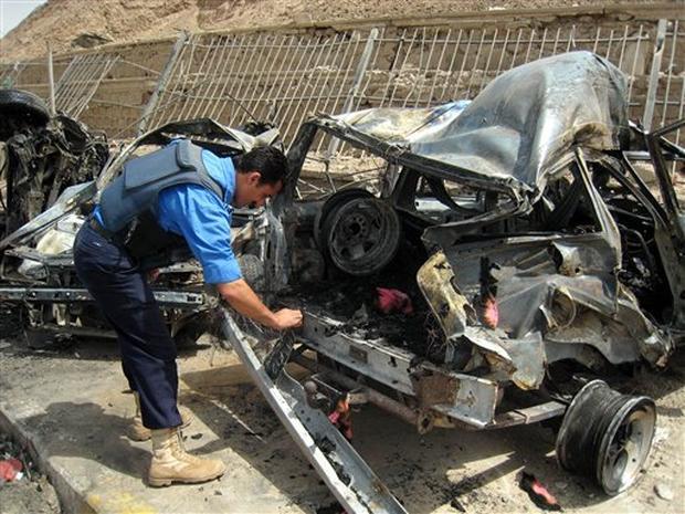 Iraq Photos: July 16 -- July 22