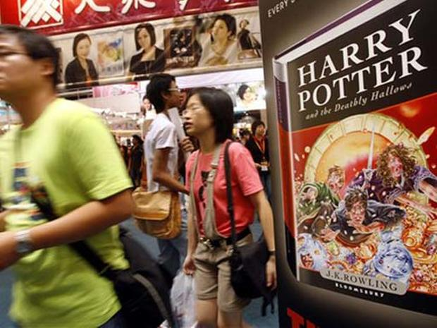 Pottermania  Around The  World