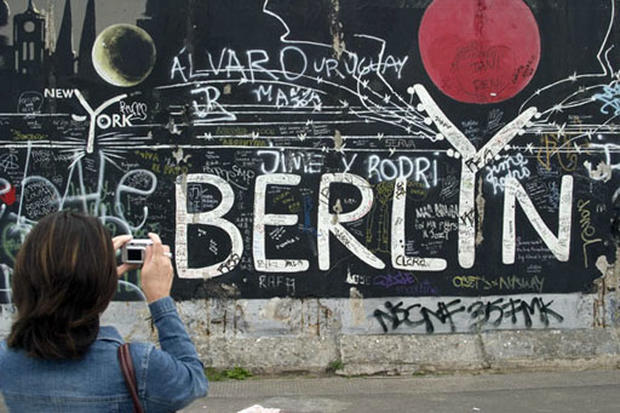 Keeping The Berlin Wall Standing