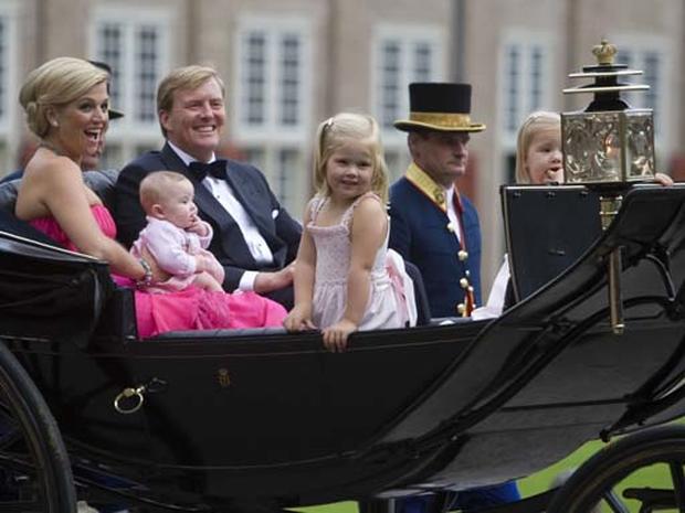 Dutch Prince Celebrates