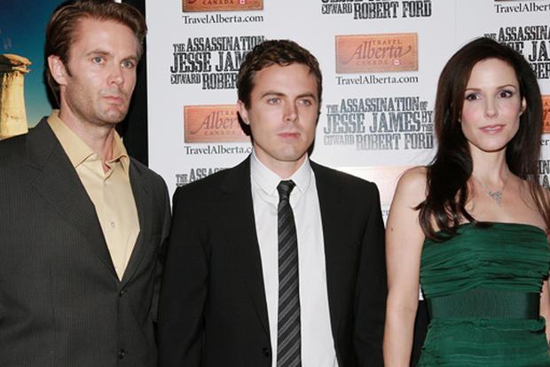 "The ""Jesse James"" Premiere"
