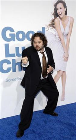 """""""Good Luck Chuck""""  Premiere"""