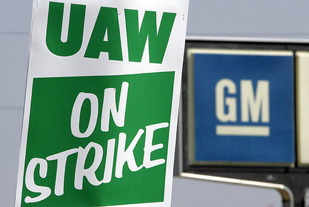 GM Workers Strike