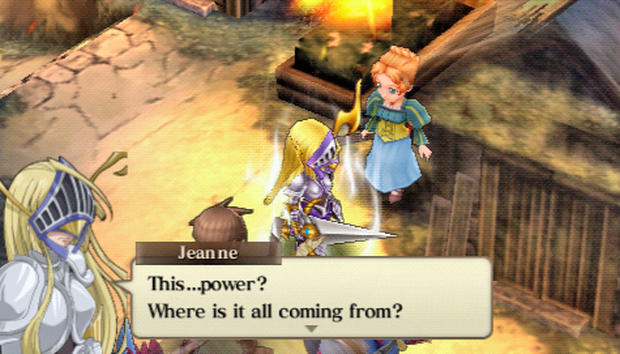 Jeanne d'Arc Screenshots