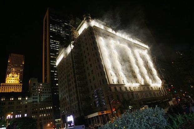 Plaza Hotel's 100th Birthday
