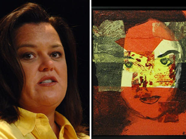 Rosie O'Donnell's Art