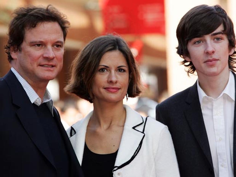 Колин Ферт (Colin Firth) фото, биография актера, жена ...