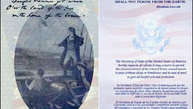 american passport last page - photo #46