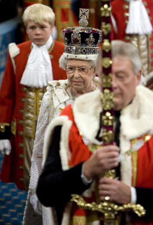 Pomp, Pageantry And Politics