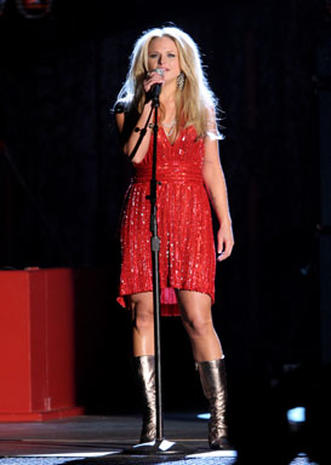 Scenes From The CMA Stage
