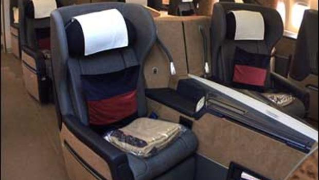 Airline Defends Flying Empty Planes - CBS NewsBritish Airways First Class 777 Bed