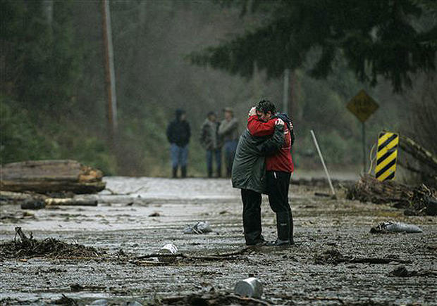 Storms Smack Pacific Northwest