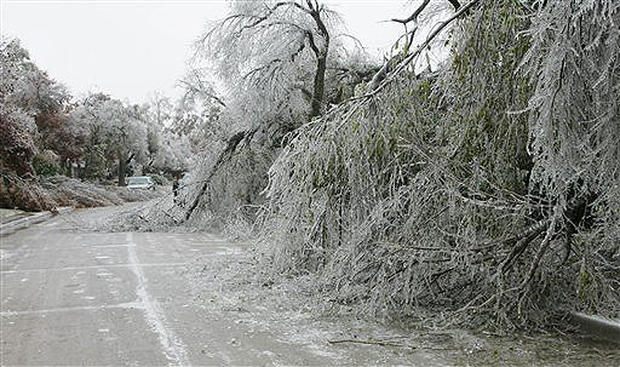 Deadly Ice Storm