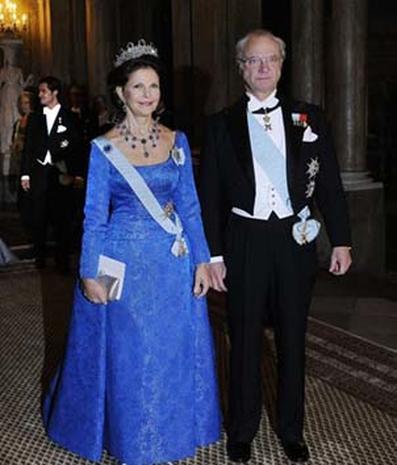 Big Night In Swedish  Court
