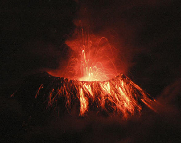 Ready To Erupt